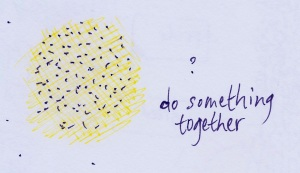 do something together