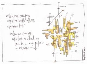 11 when we compare