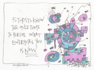 23  futurists know