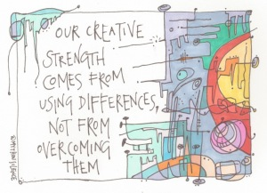 4 our creative strength