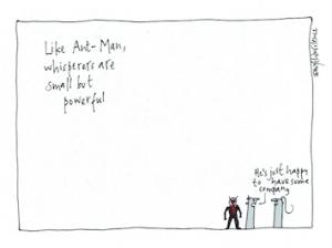 29 like ant-man
