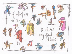 3 finding our voices