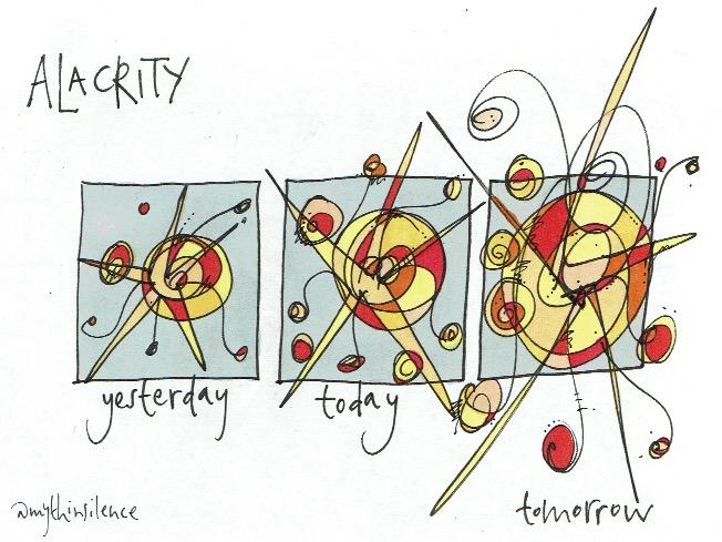 alacrity restored | THIN|SILENCE