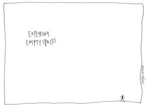 14 exploring empty spaces