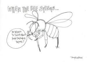 9-when-the-bee-stings